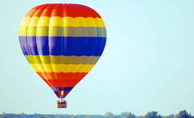 Este sábado podrás subir en el globo del parque Comercial El Golf GRATIS