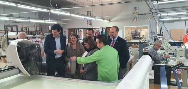 La Junta invierte en Talavera y comarca 2,5 millones de euros con el Plan Adelante