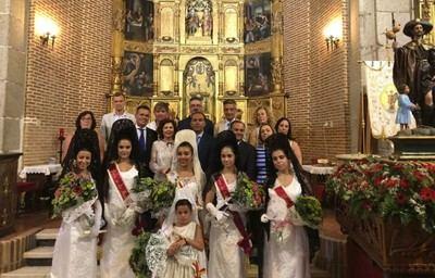 El Casar de Escalona celebra sus fiestas con la participación de José Julián Gregorio