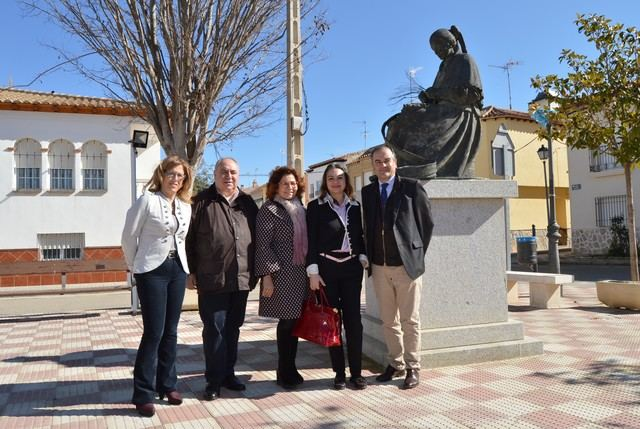 Gregorio ofrece a El Romeral toda la ayuda del PP para sacar adelante los proyectos que necesita el municipio