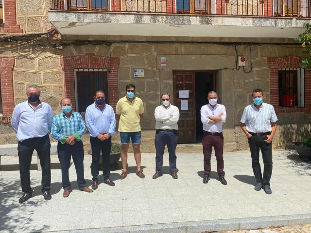 PROVINCIA | El PP y el transporte comarcal