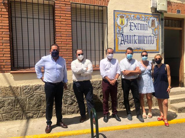 PROVINCIA   El PP y el transporte comarcal