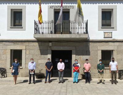 PROVINCIA   Alerta de Gregorio en Sotillo de las Palomas