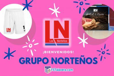 Grupo Norteños se une al proyecto social y deportivo