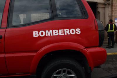 SUCESOS | Muere un hombre en un incendio