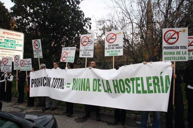 PROTESTA | Los hosteleros de la región irán a la concentración del 9 de septiembre en Madrid