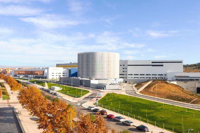 Más de 1,1 millones de euros para la central de esterilización del nuevo Hospital de Toledo