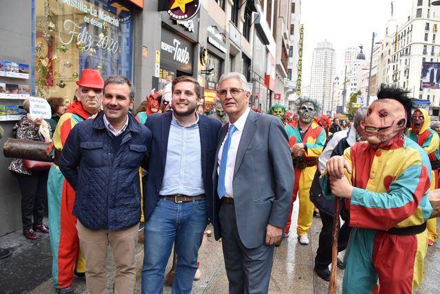 Malpica de Tajo exhibe en Madrid su oferta turística