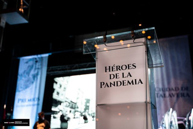 GALERÍA | 'Héroes de la Pandemia', un éxito con sello talaverano