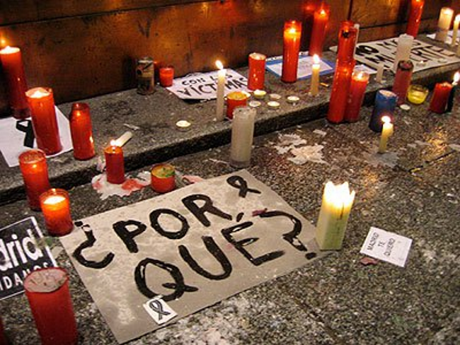 La Junta propondrá una ley de apoyo a las víctimas del terrorismo