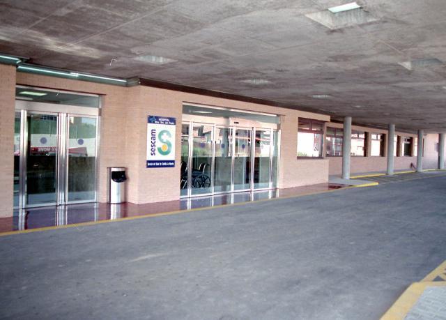TALAVERA   121 pacientes hospitalizados por coronavirus