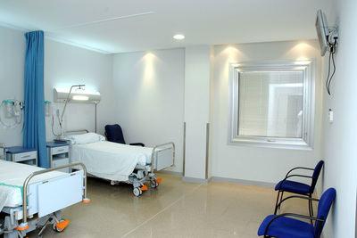 Camas en el Hospital de Talavera | Archivo