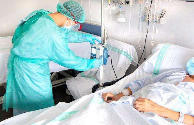 PANDEMIA I Baja a 29 el número de hospitalizados en Talavera
