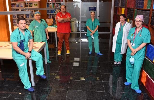 ACTUALIDAD   Publicado a nivel mundial un estudio coordinado por el Hospital de Talavera