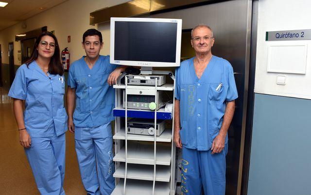 El Hospital de Talavera acoge un curso de endoscopia ginecológica