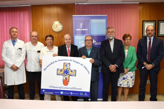 Talavera acoge este jueves el VII Maratón de Donación de Sangre