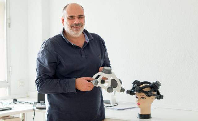 TOLEDO | Una tecnología desarrollada en el Hospital de Parapléjicos podría ralentizar la progresión de la ELA