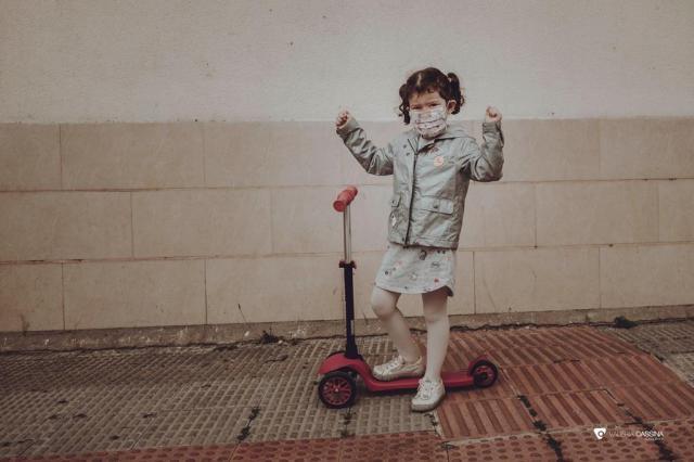 TALAVERA   'A la calle... con sentido común', por Valeria Cassina