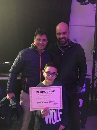 El jovencísimo DJ Varoc vuelve a demostrar que su talento no tiene límites