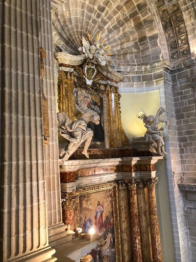 Reabre la iglesia de Santa Catalina, una joya arquitectónica de Talavera (IMÁGENES)