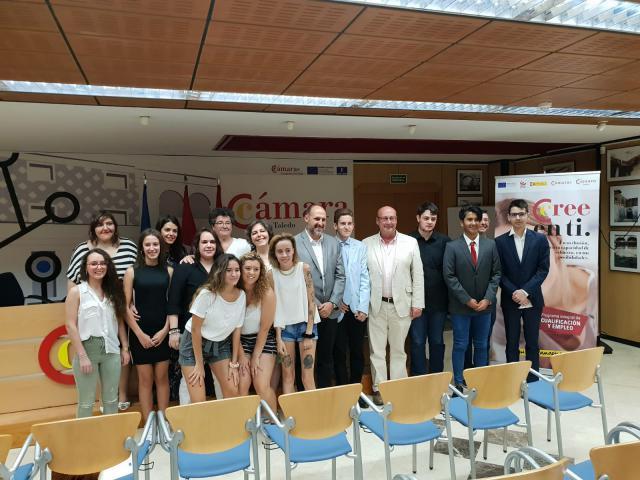 20 jóvenes de Talavera se diploman en 'telemarketing' con el programa PICE