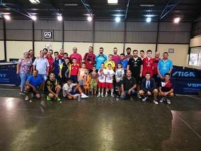 Final entre los talaveranos Gonzalo y José en el torneo de Numancia de la Sagra