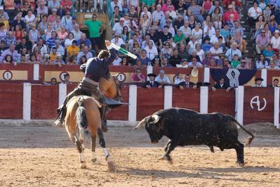 Talavera volvió a disfrutar de un grandísimo festejo taurino en 'La Caprichosa'