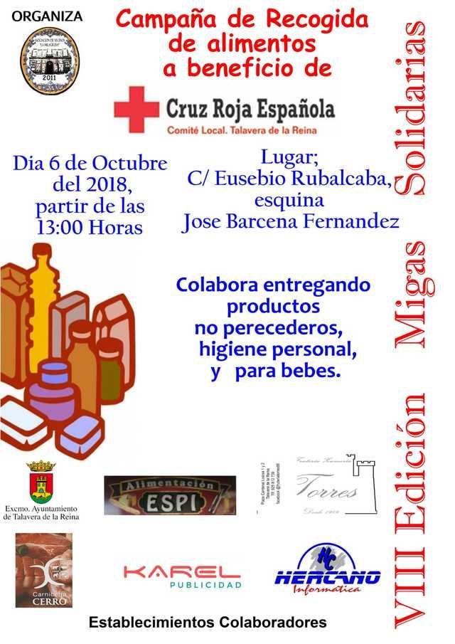 VIII edición de las Migas Solidarias de 'La Milagrosa 2011'