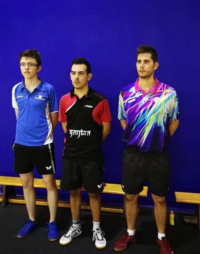El talaverano Gonzalo Herranz tercero en el World Championship of Ping Pong