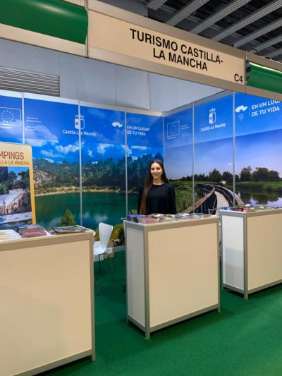 Castilla-La Mancha, presente por cuarta vez en el Salón Internacional del Caravaning de Barcelona