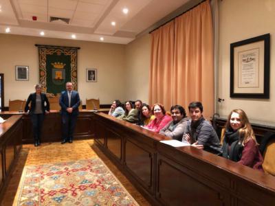 """""""VEGAS DEL TAJO"""" se reune con los concejales del equipo de gobierno del ayuntamiento de TALAVERA DE LA REINA"""