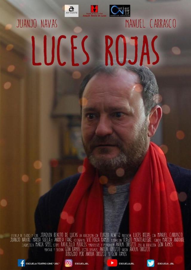 VÍDEO | Éxito del cortometraje talaverano 'Luces Rojas'