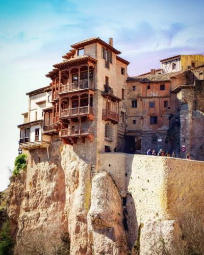 Un ciudadano de Cuenca gana a Google Maps: corrige 'Casas Colgantes' por 'Casas Colgadas'