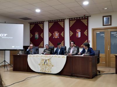 Rotundo éxito de público en la II Jornada Cultural Taurina de Pepino