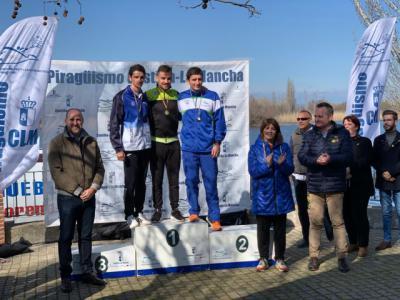 El XV Open Interterritorial de Piragüismo muestra la diversidad de deportes en CLM