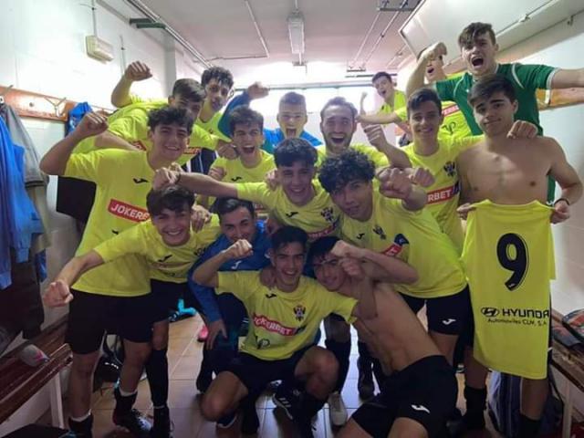 FÚTBOL | El juvenil del CF Talavera, a División de Honor