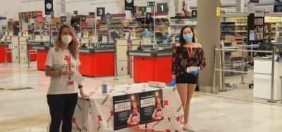 Carrefour y Cruz Roja promueven la 'Vuelta al Cole Solidaria'