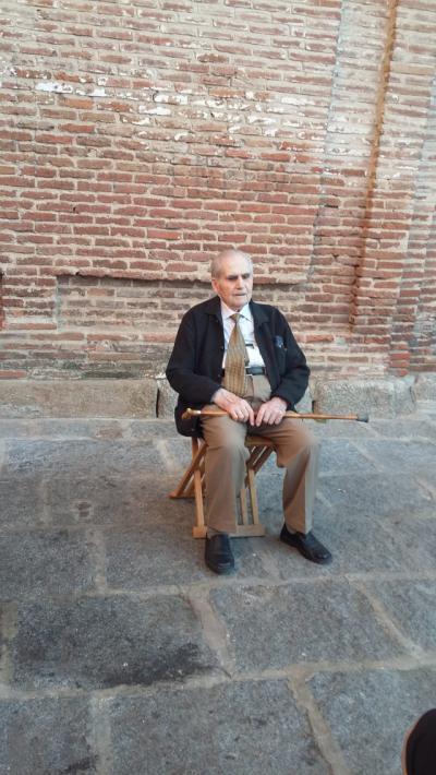 OBITUARIO | Fallece a los 94 años el ceramista Ángel Galán