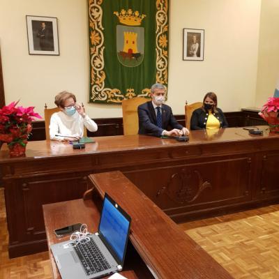 TALAVERA | La diputación de Toledo colabora otro año más con la asociación talaverana ATAFES