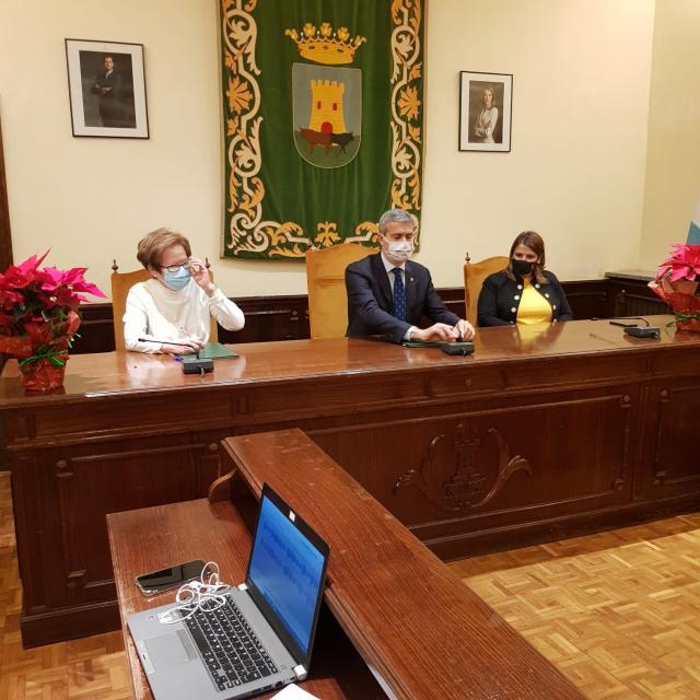 TALAVERA   La diputación de Toledo colabora otro año más con la asociación talaverana ATAFES