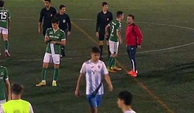FÚTBOL | El CF Talavera juvenil se impone al CD Toledo