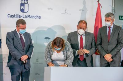 Nuevo campus universitario de Ciencias de la Salud en Talavera