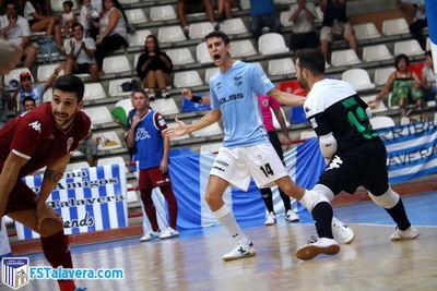 Un Soliss FS Talavera desatado se estrena a lo grande en segunda división