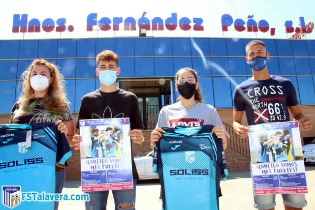 El FS Soliss Talavera presenta su campaña de abonos para este curso