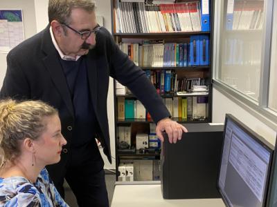 La Junta incorpora un hospital más al proceso de conversión digital de la historia clínica
