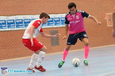 El Soliss FS Talavera jugará en primera ronda de Copa del Rey ante el Leganés FS