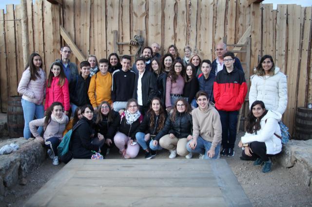 Estos son los ganadores del I concurso de relatos para escolares de Puy Du Fou España