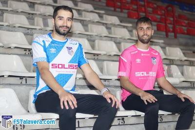 El Soliss FS Talavera presenta sus equipaciones para la nueva temporada