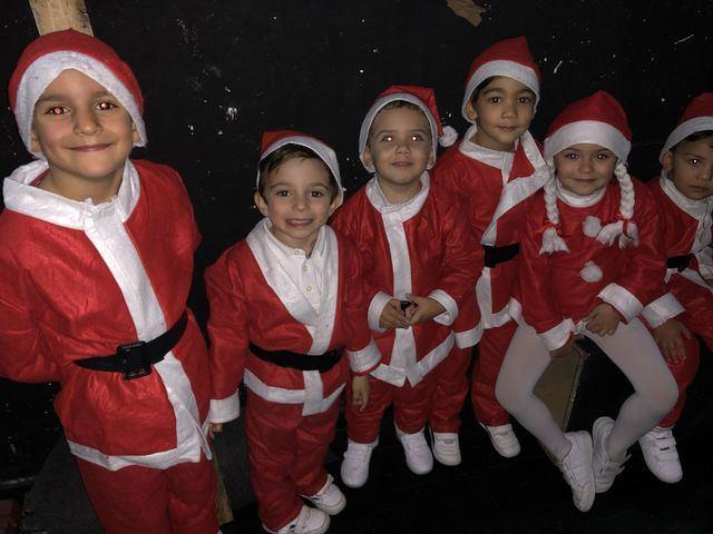 Festival Navideño 'Lo dulce de la Navidad' en el Colegio Juan Ramón Jiménez