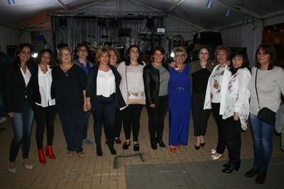 La directora del Instituto de la Mujer, pregonera en las fiestas del barrio de Patrocinio